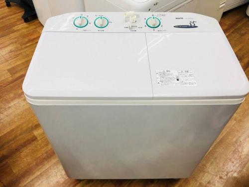 生活家電・家事家電の2槽式洗濯機