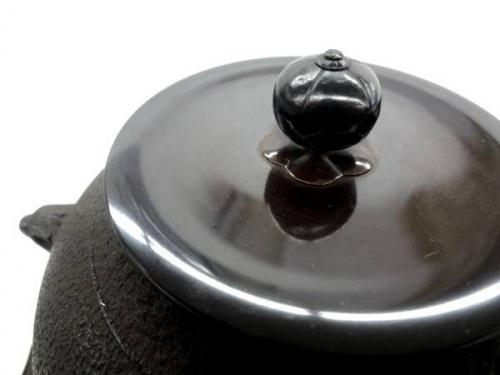 茶道具の茶釜