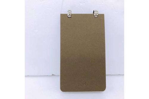 メモ帳のブランド 中古