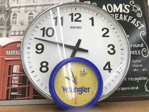 SEIKOの掛時計