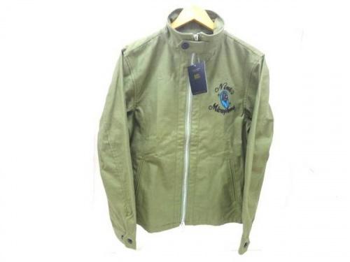 ジャケットのジップジャケット