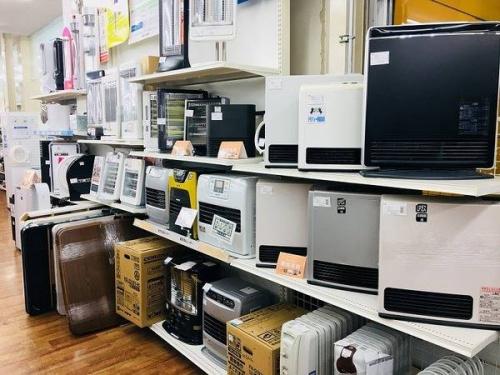 中古家電 川崎の暖房器具 中古 川崎