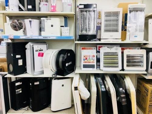 暖房器具 中古 川崎のヒーター 中古 川崎