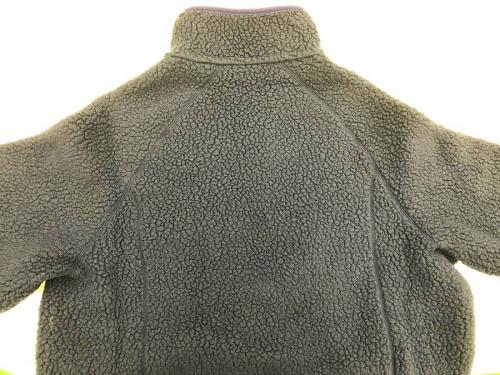 川崎 中古 服の川崎 レトロパイル フリースジャケット