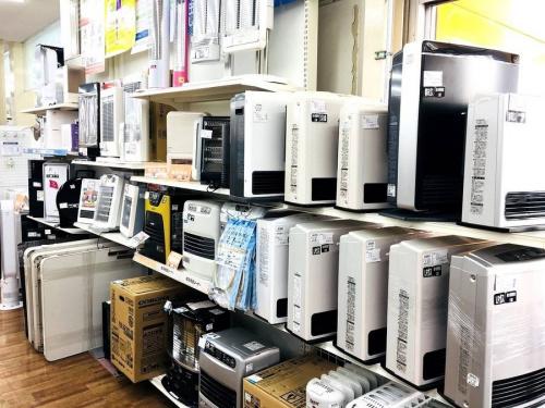 暖房器具 冬物家電 川崎 買取の中古家電 川崎 買取