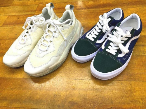 メンズファッションの川崎 買取 靴 スニーカー