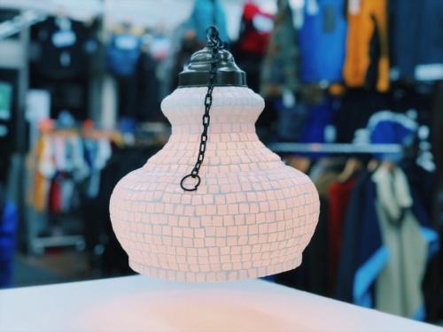 照明 中古 川崎 のモザイクタイル