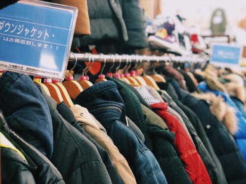 川崎 衣類 買取