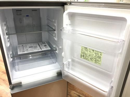 中古冷蔵庫 川崎のSHARP 冷蔵庫