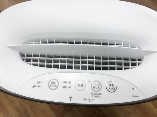 空気清浄機の川崎 中古家電