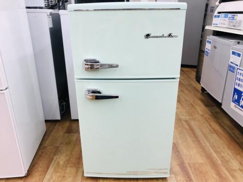 電化製品の冷蔵庫