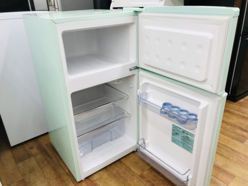 冷蔵庫のエスキュービズム