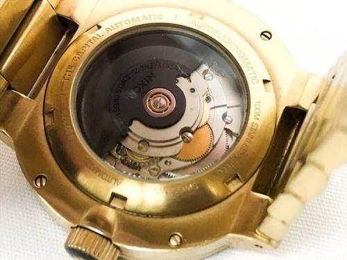 ニクソンの横浜川崎中古腕時計情報