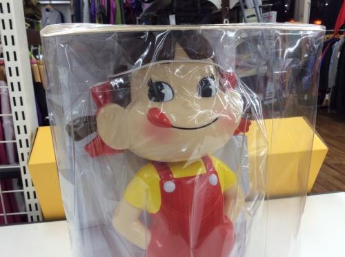 不二家首ふりぺこちゃんの川崎 青葉 世田谷 鶴見 横浜 中古 おもちゃ 買取