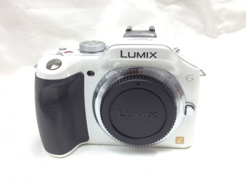 Panasonicのデジタル一眼レフカメラ