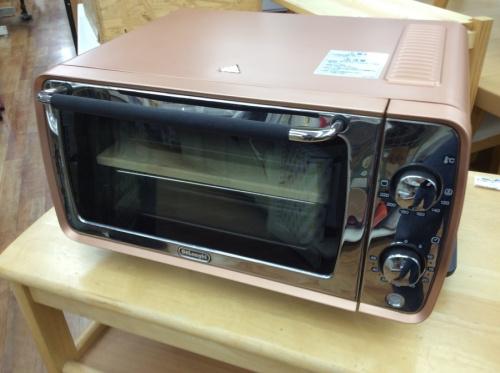 DeLonghiのオーブントースター
