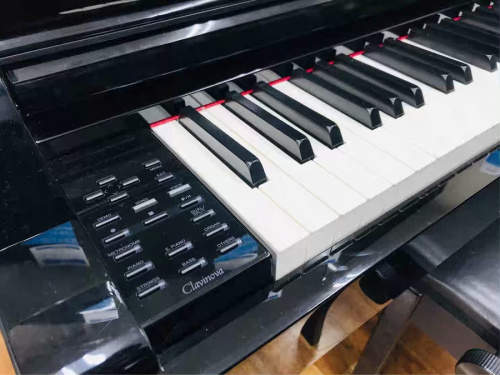 YAMAHAの電子ピアノ