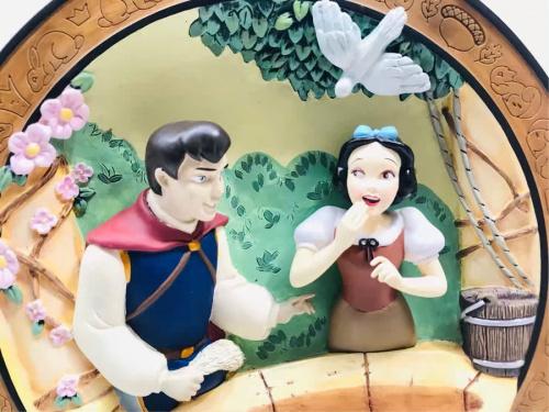 Disneyの白雪姫