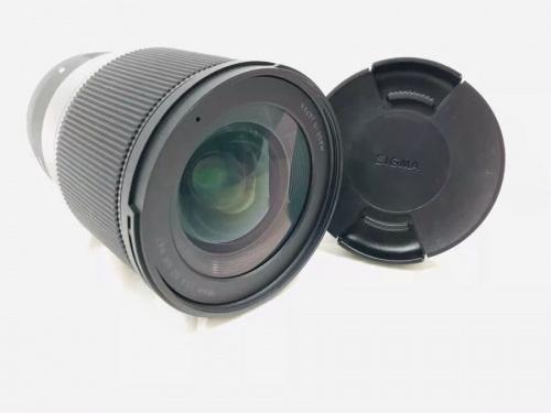 レンズの大口径広角レンズ