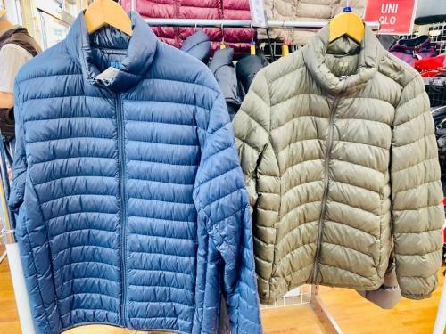 メンズファッションのダウン ジャケット コート