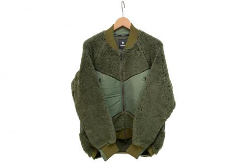 ジャケットのボアジャケット