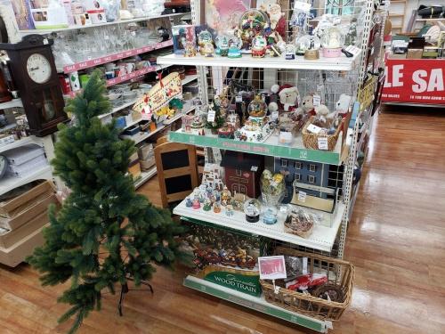 雑貨のクリスマスグッズ