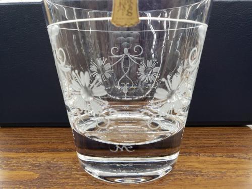 ペアグラスのMeissener Bleikristall