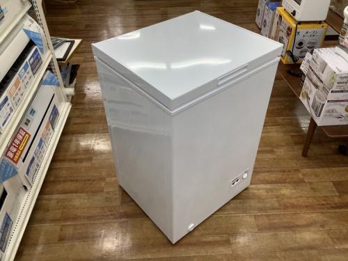 1ドア冷凍庫のIRIS OHYAMA