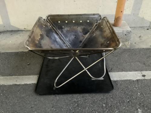 BBQ用品の焚火台Lスターターセット