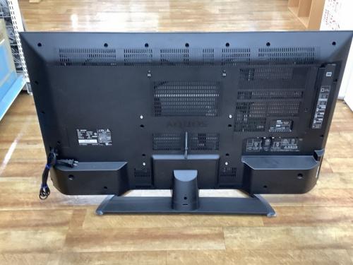 液晶テレビのSHARP(シャープ)