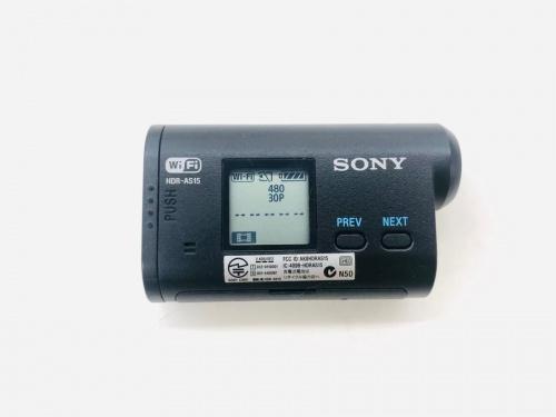 デジタルHDビデオカメラレコーダーのSONY