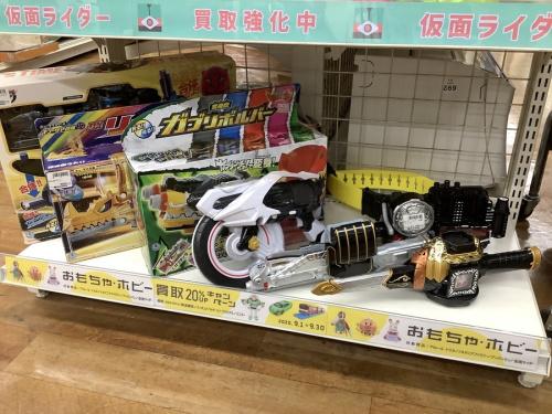 戦隊シリーズ買取の川崎・横浜おもちゃ中古買取