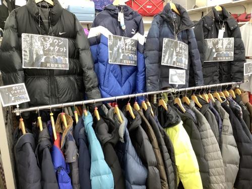 衣類の冬物