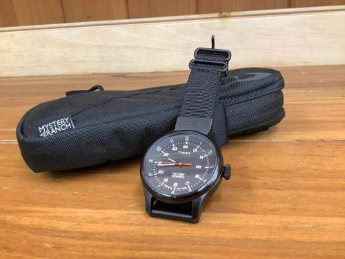 腕時計のミステリーランチ