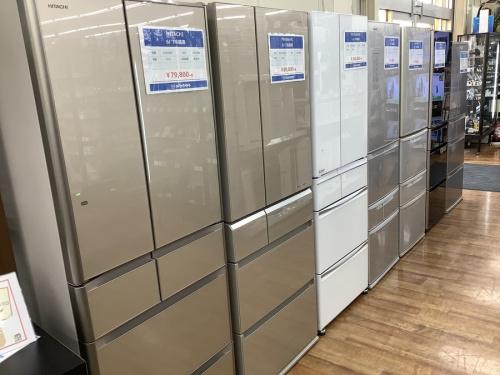 大型冷蔵庫の中古 冷蔵庫