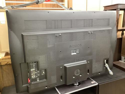 液晶テレビのSHARP