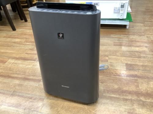 生活家電の空気清浄機