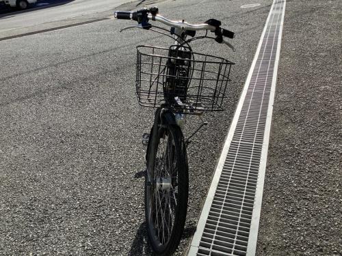 LOUIS GARNEAUの電動自転車
