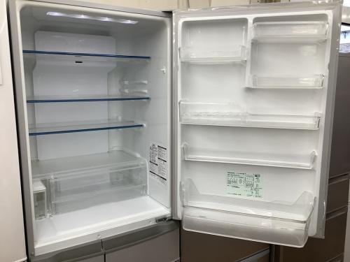 5ドア冷蔵庫のPanasonic