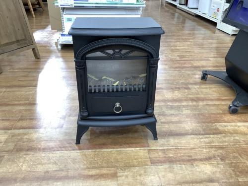 ヒーターの暖炉型ファンヒーター