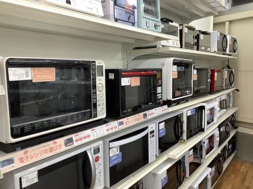 『家電買取』の『中古家電』