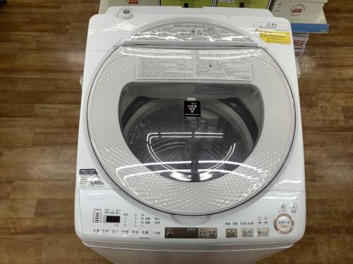 洗濯機の縦型洗濯乾燥機