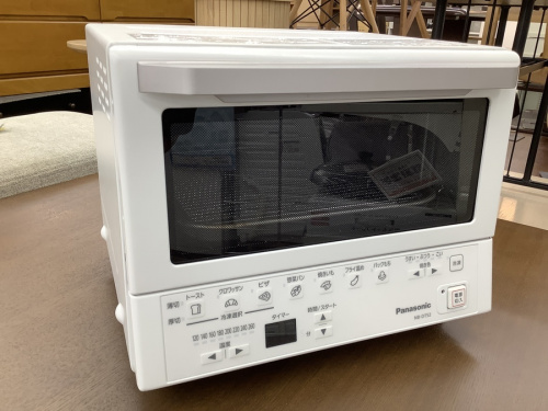 キッチン家電のオーブンレンジ