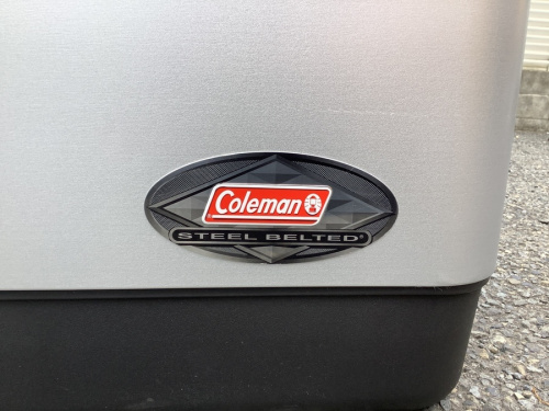 ステンレススチールベルトクーラークーラーボックスのColeman