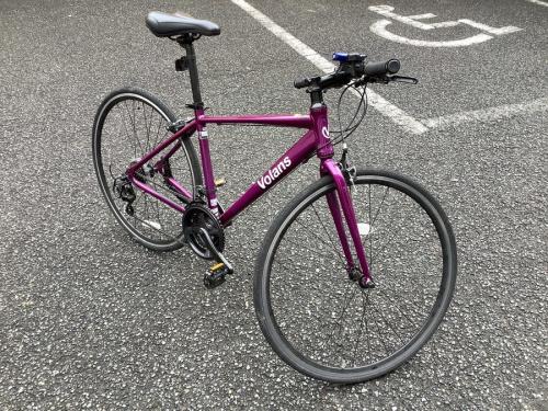 Volansのクロスバイク