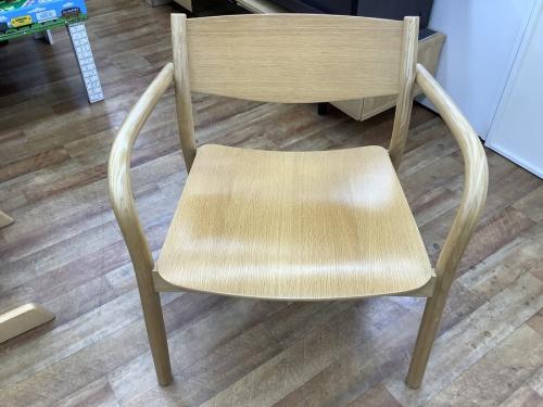 ラウンジチェアーの椅子