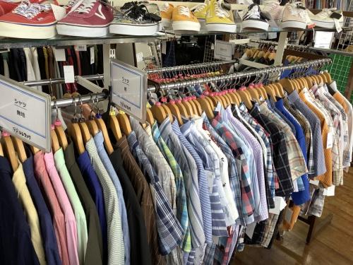 カットソー 半袖カットソー ワンピース ノースリーブカットソー タンクトップの夏物衣類 夏物買取 夏物買取強化