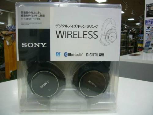 デジタル家電のヘッドフォン
