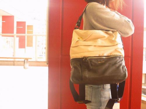 カジュアルバッグのcollection PRIVEE?