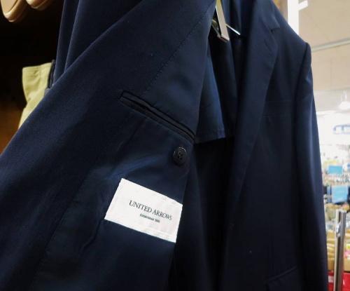 ビジネスのスーツ